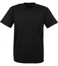 Trigema - Women's T-Shirt (RoundNeck-ClassicCut) - 100% Organic Cotton - Black 2020