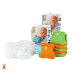 gNappies -  Newborn Starter Bundle