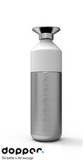 SALE - Dopper - Steel Bottle & Cup - 800ml