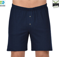 Men's Navy Boxer Shorts - 2019