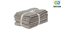 Clarysse - Taupe - Twin Towel Pack