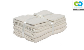 Clarysse - Sand - Twin Towel Pack