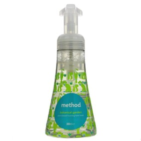 Method - Limited Edition Foaming Hand Soap - Botanical Garden