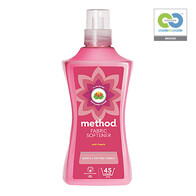 Method - Fabric Softener - Pink Freesia - 1575ml