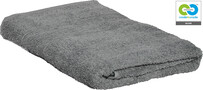 Clarysse - Grey - Single Bath Towel
