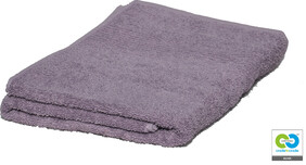 Clarysse - Violet - Single Bath Towel