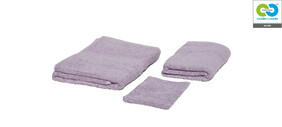 Clarysse - Violet - Single Towel Pack