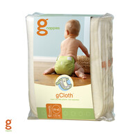 gNappies - Cloth Liners - Medium/Large/XL - 6 pack