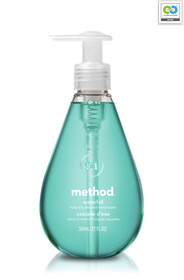 Method - Gel Hand Soap 345ml - Waterfall