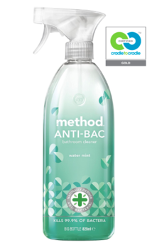 method - water mint - anti-bac bathroom cleaner