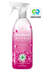 method - wild rhubarb - anti-bac all purpose cleaner