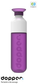 Dopper Original - Deep Purple - Bottle & Cup - 450ml