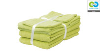Clarysse - Green - Twin Towel Pack