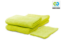 Jules Clarysse - Green - Single Bath Towel